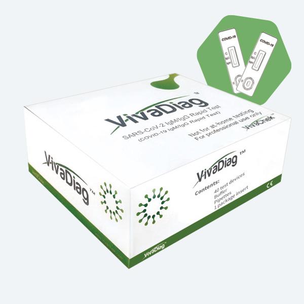 Kit test sierologico rapido COVID-19 - Sunmedical